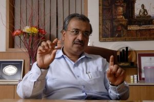 Dilip Shanghvi is the co-founder of Sun Pharmaceuticals (PIC PTI)