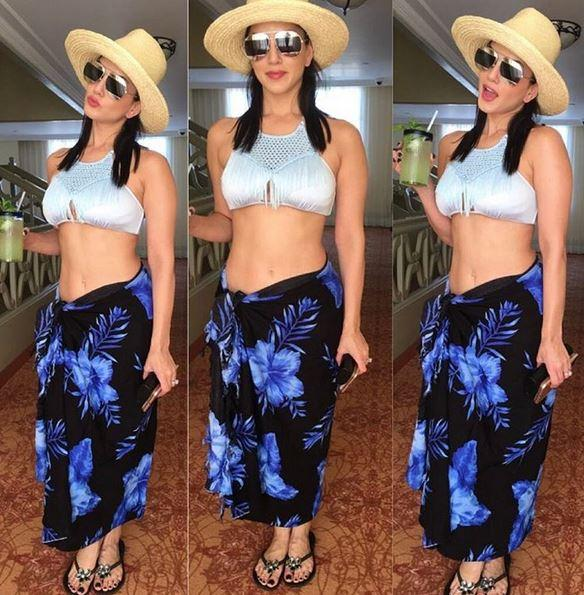 Sunny Leone enjoys hers vacation in Cancun, shares pics