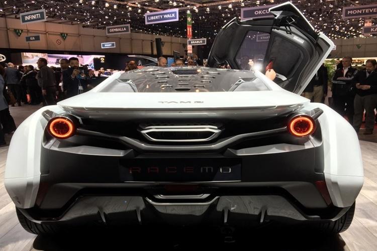 Tata's new sport car 'Tamo Racemo'