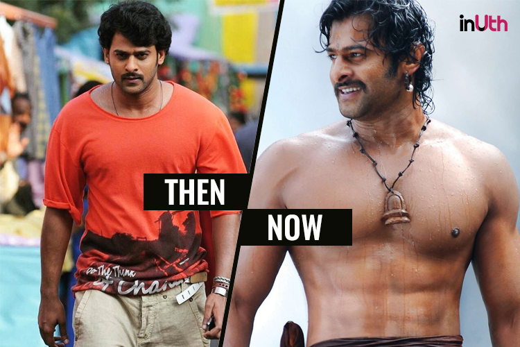 Prabhas: then and now