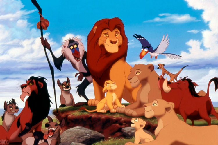 The Lion King Disney Movies | Image for InUth.com