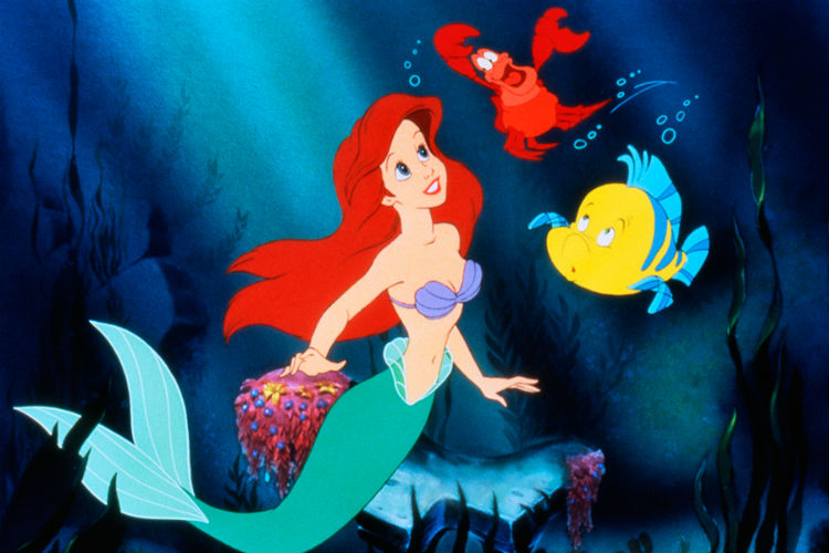 The Little Mermaid Disney Movies | Image for InUth.com