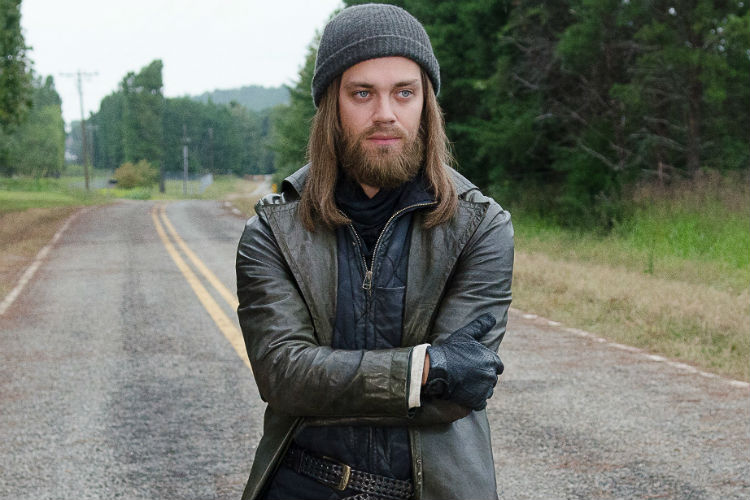 Jesus Tom Payne The Walking Dead | ABC Image for InUth.com
