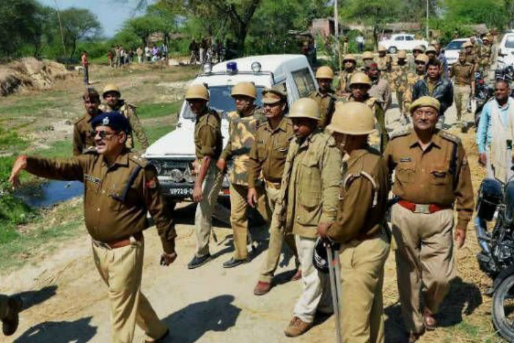 UP: Curfew continue in Lakhimpur Kheri