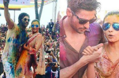 Varun Dhawan, Alia Bhatt and Sidharth Malhotra. (Courtesy: Instagram/Varun Dhawan and Sidharth Malhotra)