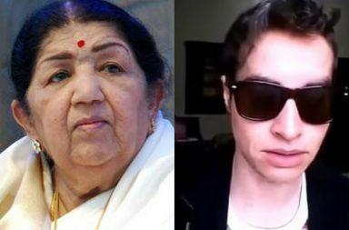 Lata Mangeshkar Nasir Khan Jan