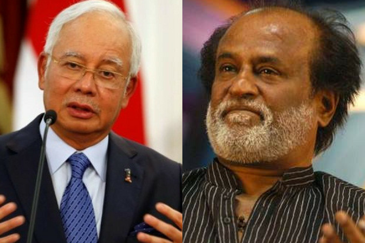 Star struck! Malaysian PM and his wife want to meet superstar Rajinikanth when they visit India