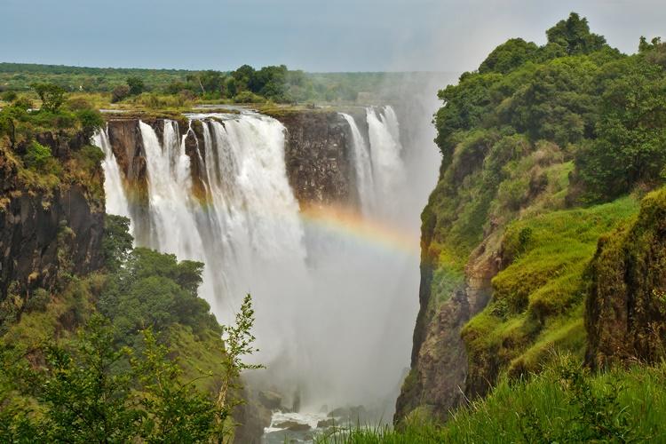 Victoria fall, Zimbabwe