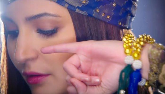 Anushka Sharma in a still from Naughty Billo (Courtesy: Twitter@AnushkaNews)