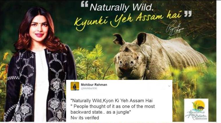 Here's why Priyanka Chopra's ad campaign for Assam tourism is facing public wrath