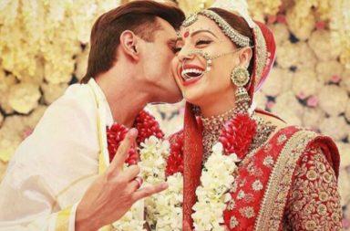 Bipasha Basu, Karan Singh Grover, wedding