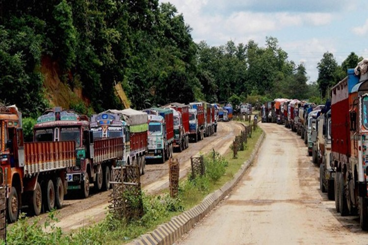 Indefinite economic blockade in Manipur to be lifted from Sunday midnight