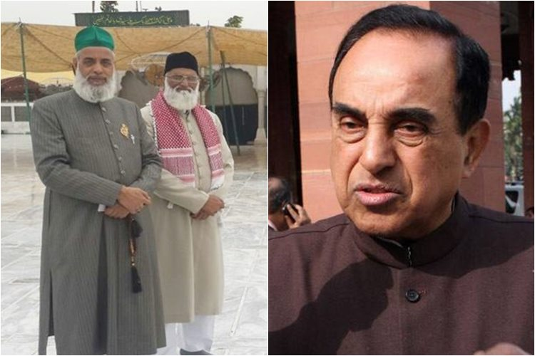Clerics, who returned to India from Pakistan, involved in anti-India activity: SubramanianSwamy