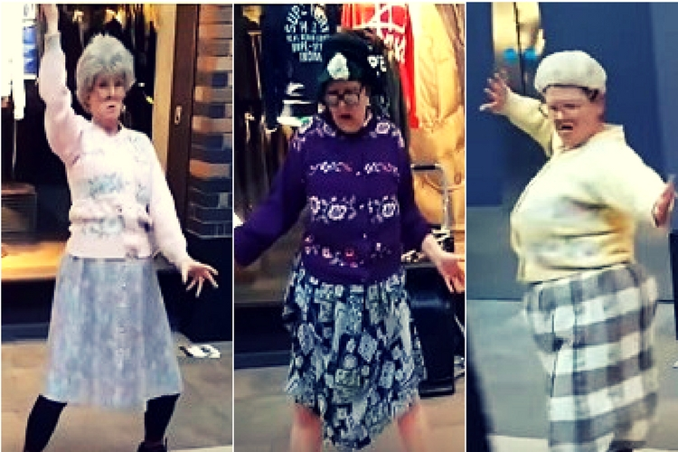 Watch: These grannies doing bhangra to Diljit Dosanjh's 'Patiala Peg' prove age is just a number