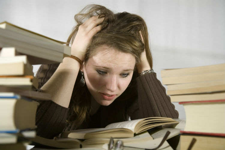 Exam fever: 5 ways to deal with the high pressure study stress