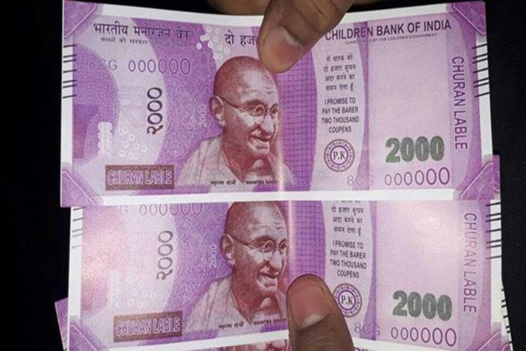 Another ATM dispenses fake notes in south Delhi