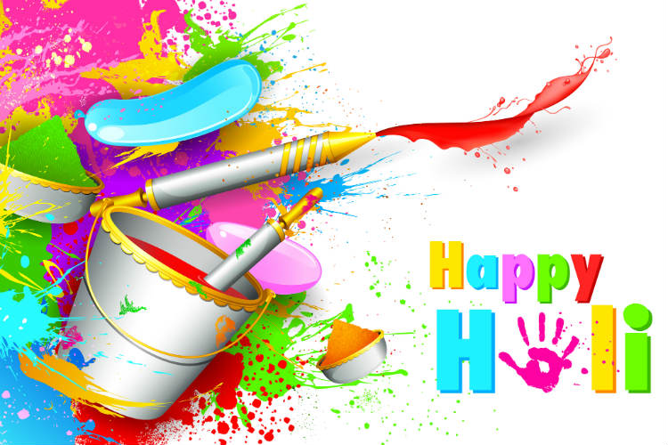 Holi 2017 Wishes Best Holi Sms Whatsapp Facebook Messages To
