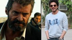 Hugh Jackman thinks Shah Rukh Khan could be the next Logan. Comic lover King Khan would be happy!