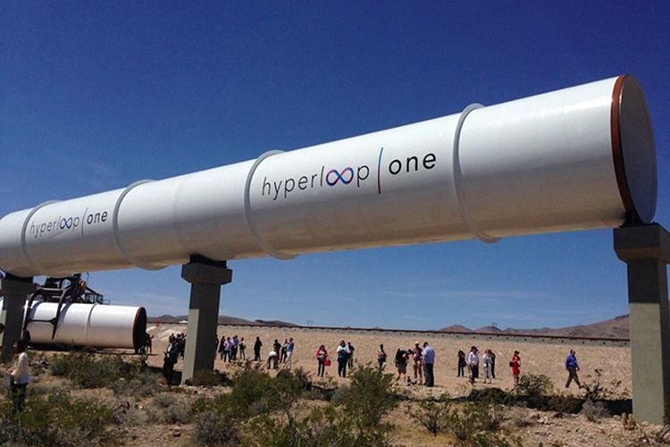 Hyperloop One in India
