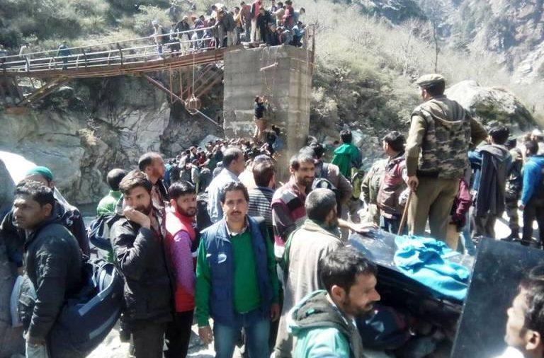 Srinagar-Jammu National Highway reopened for traffic