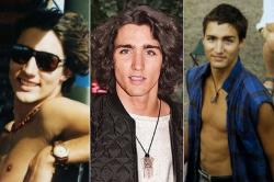 To make this day better, here's presenting to you some delicious young Justin Truffle, oh we meant Trudeau!