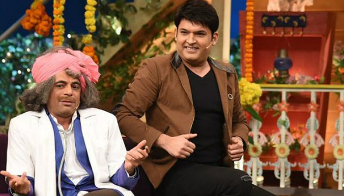 Kapil Sharma and Sunil Grover (Courtesy: Twitter)