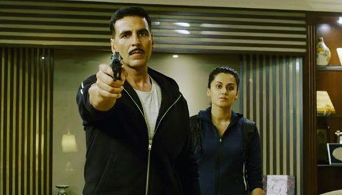 Akshay Kumar and Taapsee Pannu (Courtesy: Instagram/ akshaykumarplanet)
