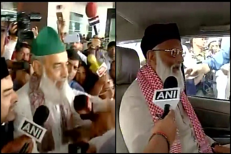 Two Hazrat Nizamuddin clerics who went missing in Pakistan, return to India