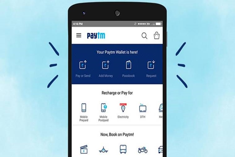 Paytm to now charge 2% fee to credit card users