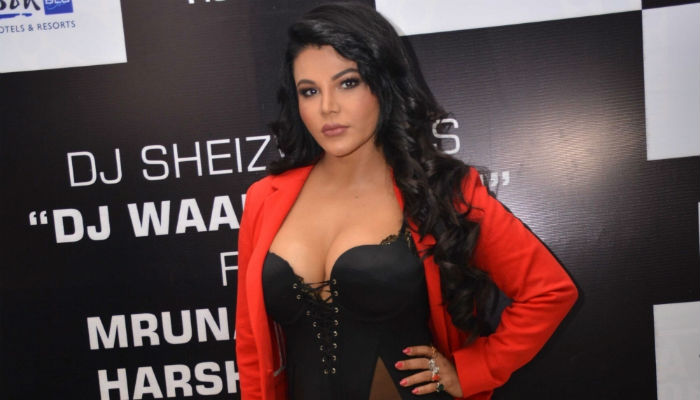 Accused of derogatory comments against Valmiki, Rakhi Sawant seeks anticipatory bail