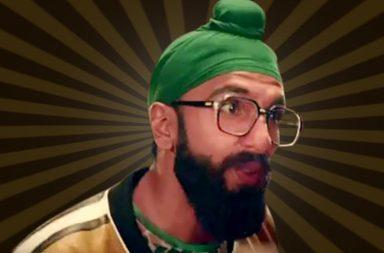 Ranveer Singh. (Courtesy: Instagram/Yash Raj films)