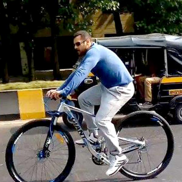 From Kick To Ek Tha Tiger Salman Khan Definitely Has A Thing For Fancy Bicycles