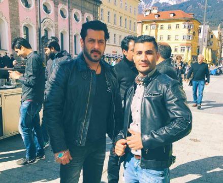 Salman Khan (Courtesy: Twitter/@SalluLicious )