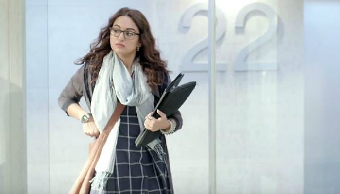 Noor movie review: Sonakshi Sinha shines as a journalist, but dragged plot almost ruins herefforts