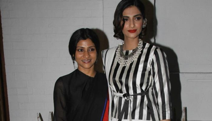 Sonam Kapoor and Konkana Sen Sharma (Courtesy: IANS)