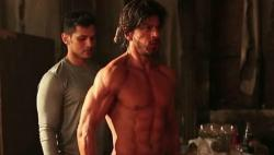 Watch: Shah Rukh Khan's first ever gym video. Now we know how he got those abs
