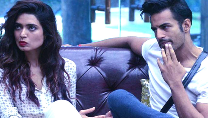 Karishma Tanna responds to Upen Patel's allegation of lying and usinghim