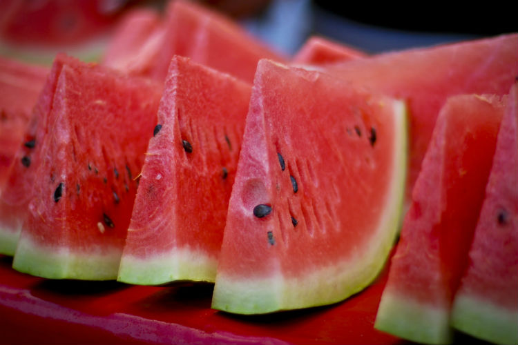 watermelon, food