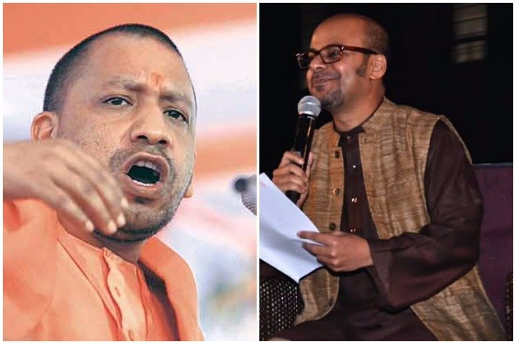 Bengal Poet Faces Complaint Over Facebook Post Linked To Yogi Adityanath