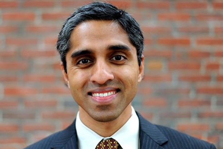 Surgeon General Vivek Murthy resigns, replaced by deputy