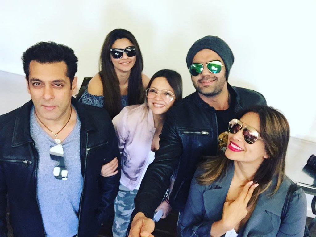 Da-Bangg tour with Salman Khan, Bipasha Basu