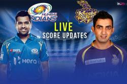 IPL 2017 Kolkata Knight Riders vs Mumbai Indians Live Streaming & TV Coverage on Sony Six & Sony Max