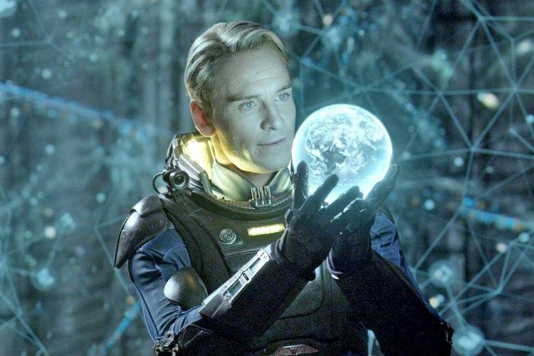Alien Covenant Movie Michael Fassbender