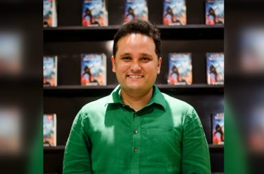 Amish Tripathi Image for InUth.com
