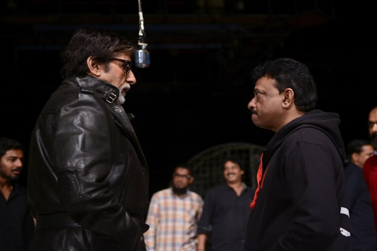 Check out: Amitabh Bachchan reshoots for Ram Gopal Varma's Sarkar 3