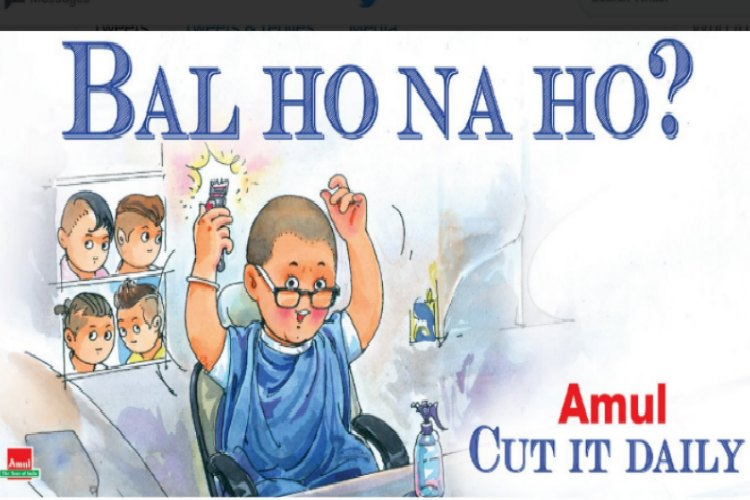 Amul's take on Sonu Nigam's azaan row and Abhay Deol's ire against fairness creams is bangon