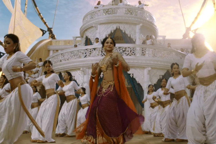 Anushka Shetty, YouTube grab