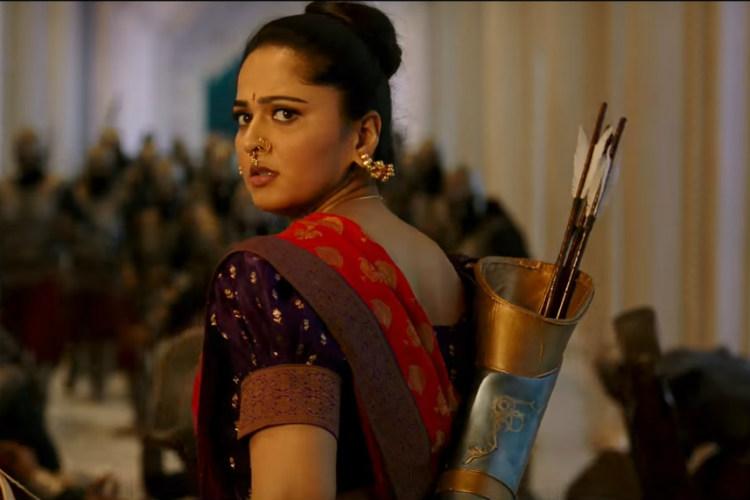Anushka Shetty in a still from Baahubali 2. (Photo: Youtube/Dharma Productions)