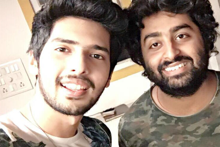 On Arijit Singh's birthday, Armaan Malik mentions how he's still in awe of Channa Mereya like all of us
