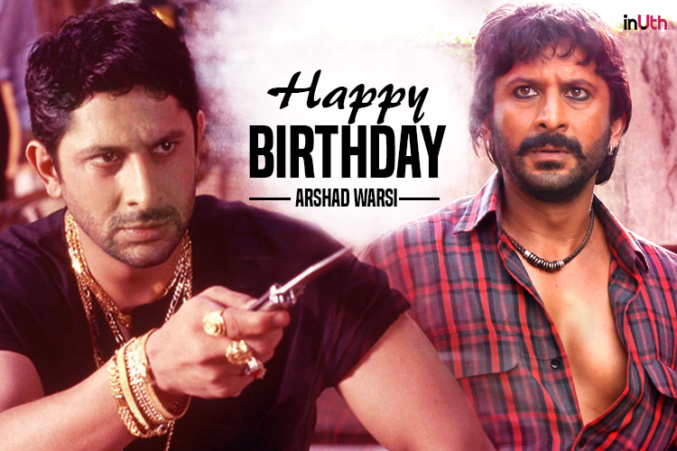 From Munnabhai MBBS's Circuit to Ishqiya's Babban, birthday boy Arshad Warsi is the actor Bollywood needs today